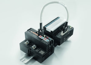 "Weidmüller TERMSERIES interface adaptor: TERMSERIES interface adaptors can also be used with ""u-remote"", the remote I/O system."